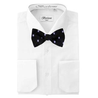 Mens Shirt White Mens Shirt & Bow Tie