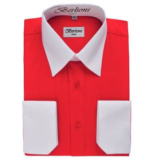 Two Tone Dress Shirt