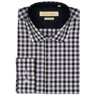 Mens Plaid Shirt Mens