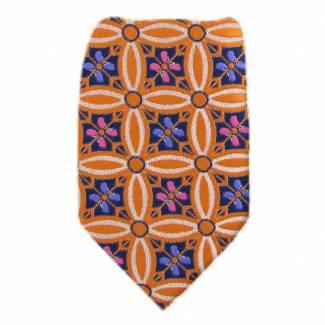 Orange Boys Tie Ties