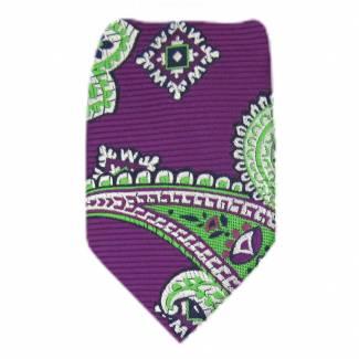 Magenta Boys Tie Ties