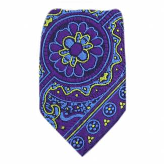 Purple Boys Tie Ties