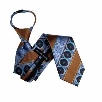 Rust Boys 14 inch Zipper Tie Zipper Tie 14 inch
