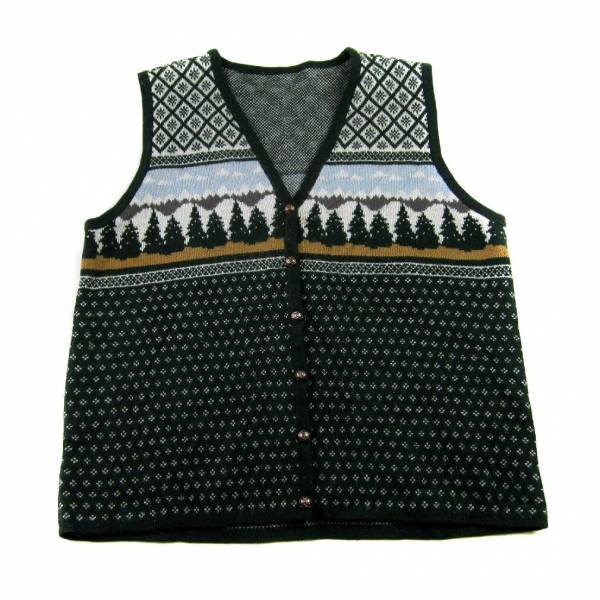 Medium Ugly Christmas Sweater Vest