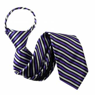 Boys (3 8 yr ) Zipper Tie Zipper Tie 11 inch
