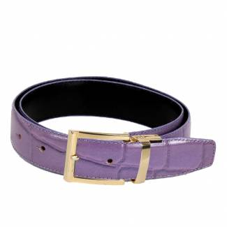Alligator Skin Belt Belts