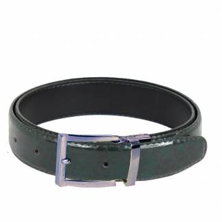 Crocodile Skin Belt Belts