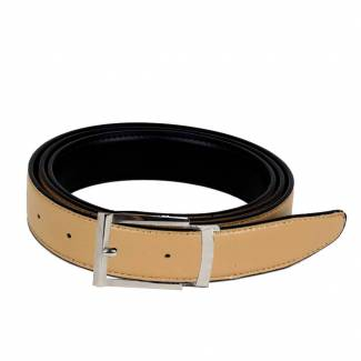 Reversible Leather Belt Mens
