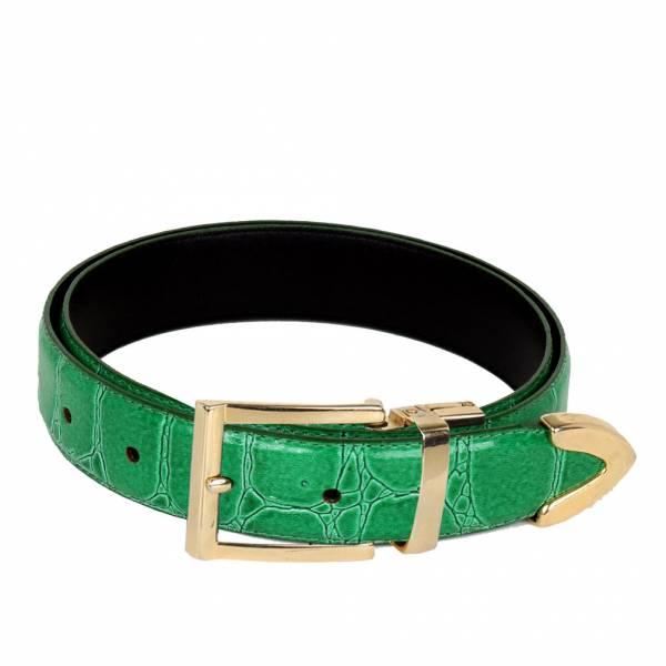 Alligator Skin Belt Belts
