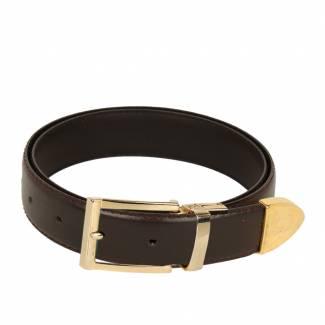 Kid Leather Belt Mens