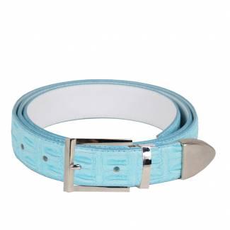 Hornback Skin Belts Mens
