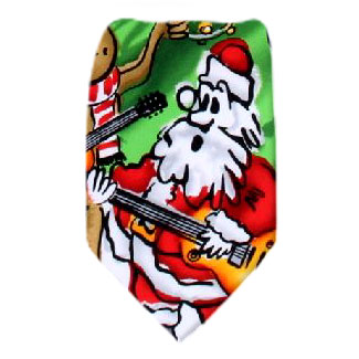 Jerry Garcia Silk Tie Brand Name