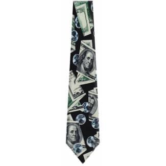 100 Dollar Bill Tie Occupation Ties