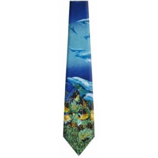 Dolphin Tie Animal Ties