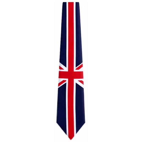 Union Jack Tie Flag Ties