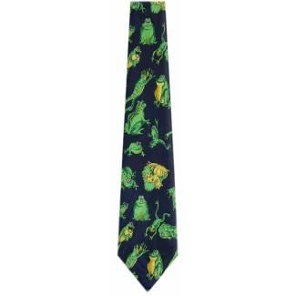 Frog Tie Animal Ties