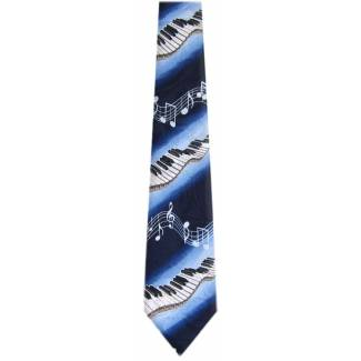 Keyboard Tie Music Ties