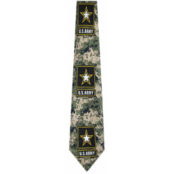 US Army Tie Military Ties