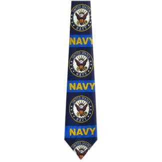 US Navy Tie Military Ties