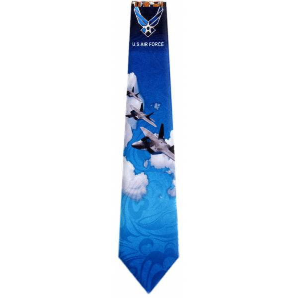 Airforce Tie Military Ties
