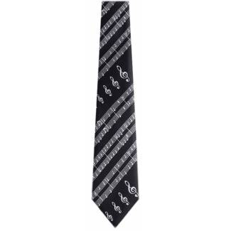 Musical Notes Tie Music Ties