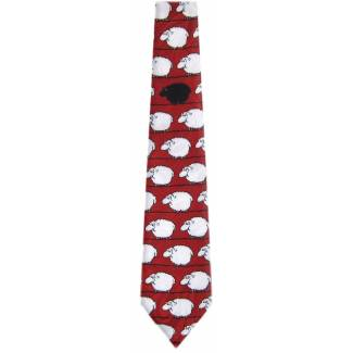 Sheep Tie Animal Ties