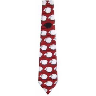 Sheep Tie Animal Ties
