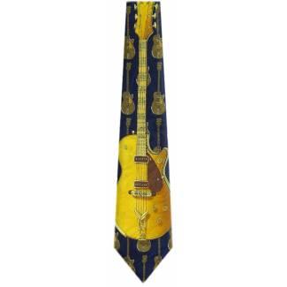 Guitar Tie Music Ties