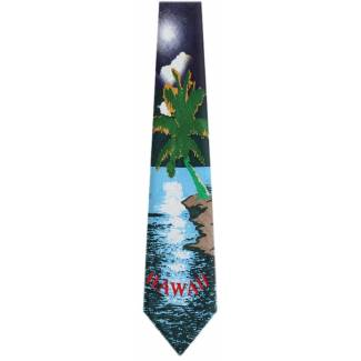 Hawaii Tie Topical Ties