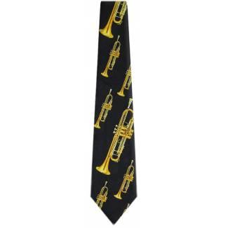 Trumpet Tie Music Ties