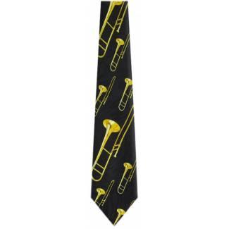 Trombone Tie Music Ties