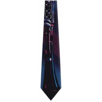Clarinet Tie Music Ties