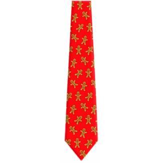Christmas Mens Tie Holiday Ties