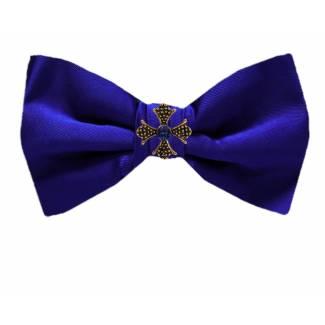 Pre-Tied Bow Tie & Pin Pre Tied Novelty