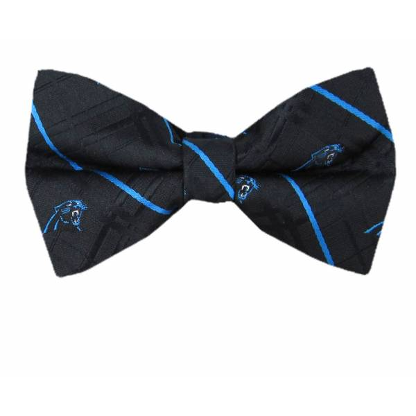 Panthers Pre Tied Bow Tie Pre Tied Novelty