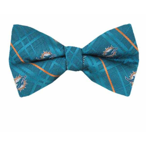 Dolphins Pre Tied Bow Tie Pre Tied Novelty
