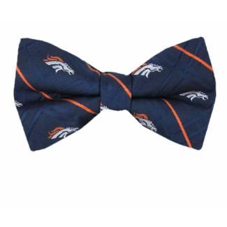 Broncos Pre Tied Bow Tie Pre Tied Novelty