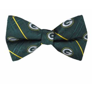 Packers Pre Tied Bow Tie Pre Tied Novelty
