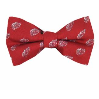 Red Wings Pre Tied Bow Tie Pre Tied Novelty