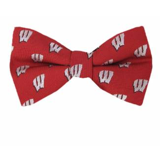 Wisconsin Pre Tied Bow Tie Pre Tied Novelty