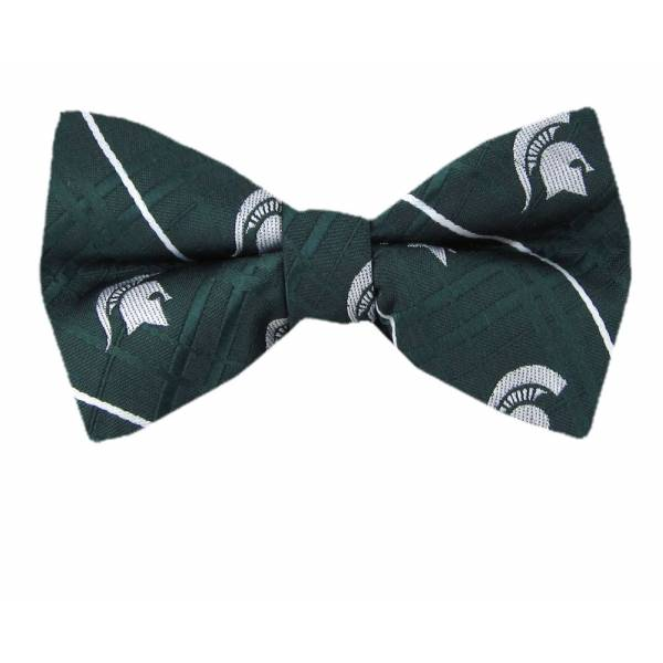 Michigan State Pre Tied Bow Tie Pre Tied Novelty