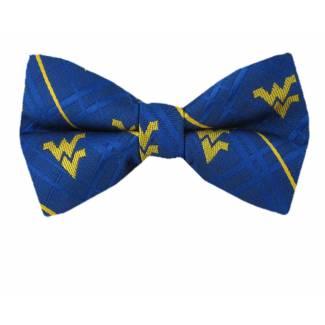 West Virginia Pre Tied Bow Tie Pre Tied Novelty