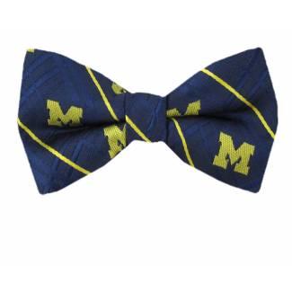 Michigan Pre Tied Bow Tie Pre Tied Novelty