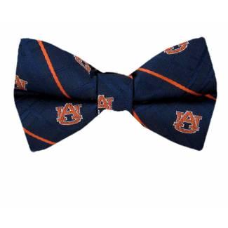 Auburn Pre Tied Bow Tie Pre Tied Novelty