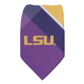 LSU Necktie NCAA