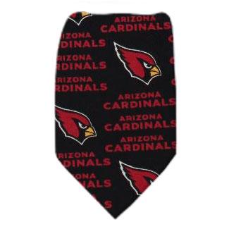 Cardinals Necktie NFL
