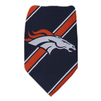 Broncos Necktie NFL