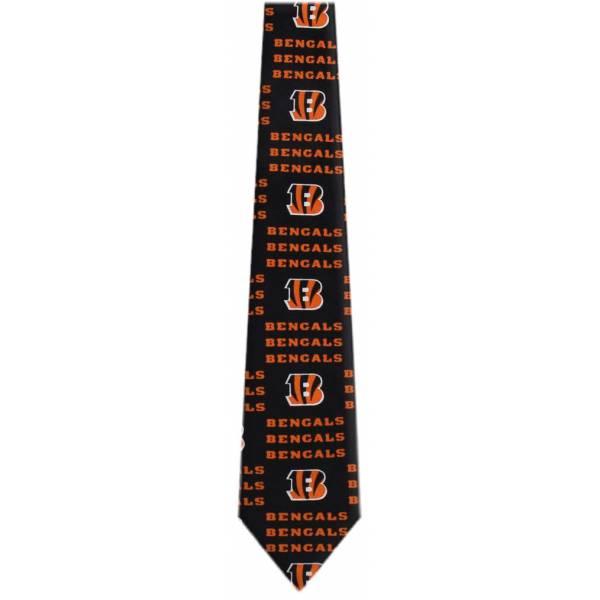 Bengals Necktie NFL