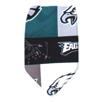 Eagles Necktie NFL