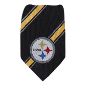 Steelers Necktie NFL